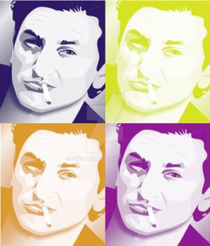 Sean Penn by Puchalt