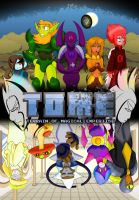TOME: Heroes and Netkings by Kirbopher15