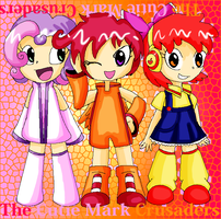 The Cutie Mark Crusaders Vocaloided? by Carol-aredesu
