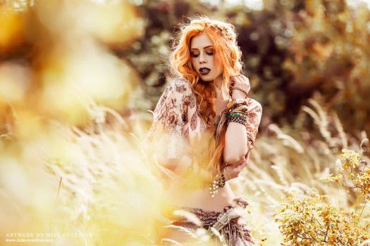 Scent of Summer by Ophelia-Overdose