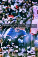 Lebron James The Hardest Battle by MississippiBullet