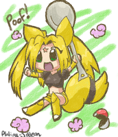 Poof goes Poof by FENNEKlNS