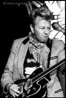 Mr. Brian Setzer by SpookySally