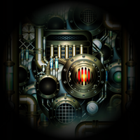 Steam Engine II by IllustratorG