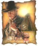 Indiana Jones:the legend by TrevorGrove