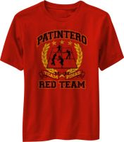 Patintero Red Team by freeagent08