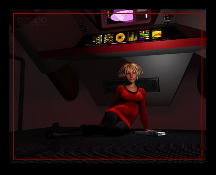 Engineer's Mate First Class by Ptrope