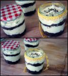 Chocolate Marshmallow Cakes by pandrina