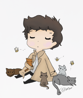 kitty cas by SkittleKitty123