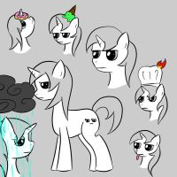 Swell pony is so swell by MermaidSoupButtons