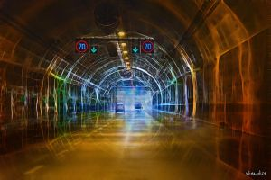 Light in the tunnel by wiwaldi24