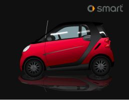 Smart Car by OXtheII