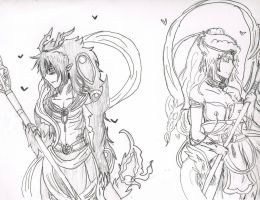 Magi: Hatred to Love by n-trace