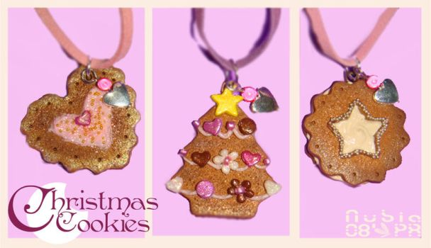 Christmas Cookies by colourful-blossom
