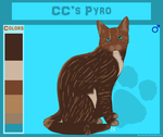 CC's Pyro by CC-Kennel