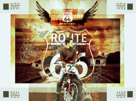 Blend Route 66 by Follow-The-Flame