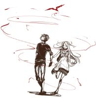 What only I can see by Shuri-sama
