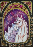 ACEO: Gift of Stars by DanielleMWilliams