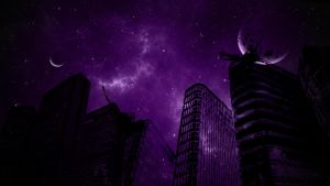 Purple City by Nothingall3n4