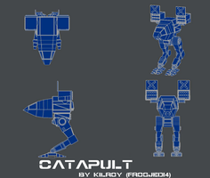 Catapult Blueprint by FJ4