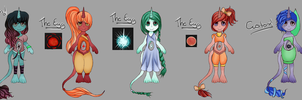 Staunicore Hatched Egg Batch by RecipeAgain
