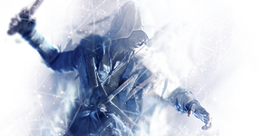 Connor Kenway by CloneLink