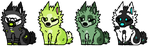 Adoptables by Ringur