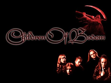 Children Of Bodom by hellpapers