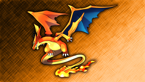 Mega Charizard Y Wallpaper by Glench