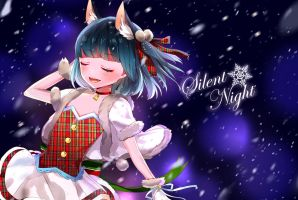 Silent Night by tsunyandere