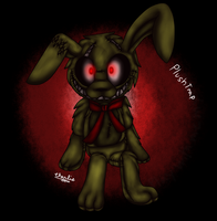PlushTrap by FenneceetheCabinKit
