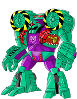 TFA Reveal the Shield Lugnut by AleximusPrime