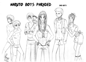 Naruto paraded 2 by Tales-of-sharingan