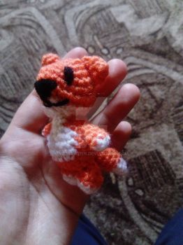 Amigurumi Fox by Villiawenn