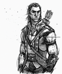 Connor Kenway by Creedofpirates