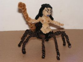 Arachne by fuzzyfigureguy