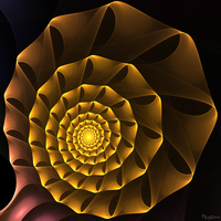 Sunflower by chaotic-symmetry