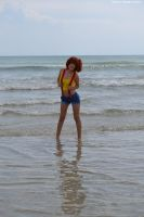 Misty: Fun In The Ocean by HarleyTheSirenxoxo