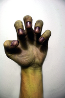 Dead Fingers in My Veins by Vail-Akatosh