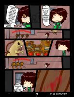 Chibi Dead Space Chapter 1 P6 by SheriffGraham
