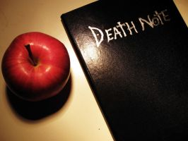 Notebook of Death. by Tonemhp