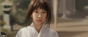 Photo Study - Rurouni Kenshin Movie - Kaoru by danielbogni
