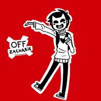 Zacharie by DetUkjente