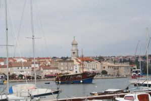 view from harbour 6 by ingeline-art