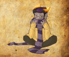 Eridan Ampora by Cakes-and-Carpets
