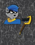 SlyCooper Feb7-8 by Cherobix