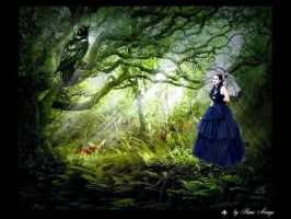 Gothic Woods by Reme-Arroyo