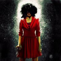Lady in Red by feeesh