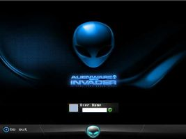 Alienware login for xp by omaril22