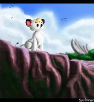 Kimba, The White Lion by SuperSmurgger